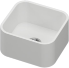 Iconic White Silestone Integrity Sink Due S