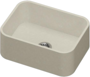 Tigris Sand Silestone Integrity Sink Due L